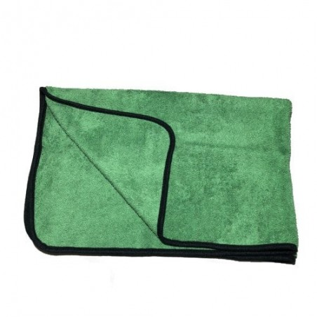 Poka Premium - Green Devil Twist Towel - Trockentuch 90x60cm